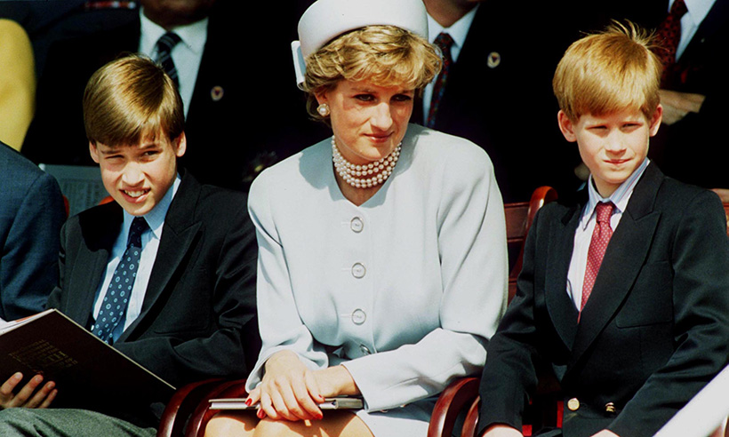 William and Harry feel they let mother Princess Diana down: 'We couldn't protect her'