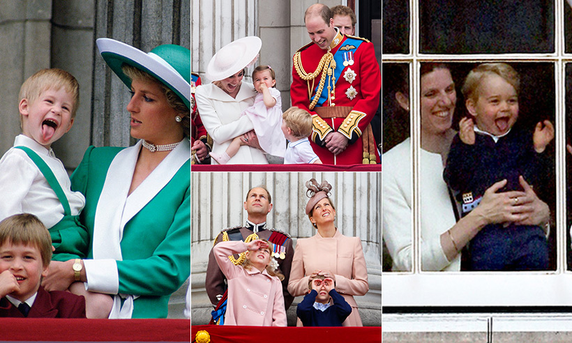 trooping-the-colour-children