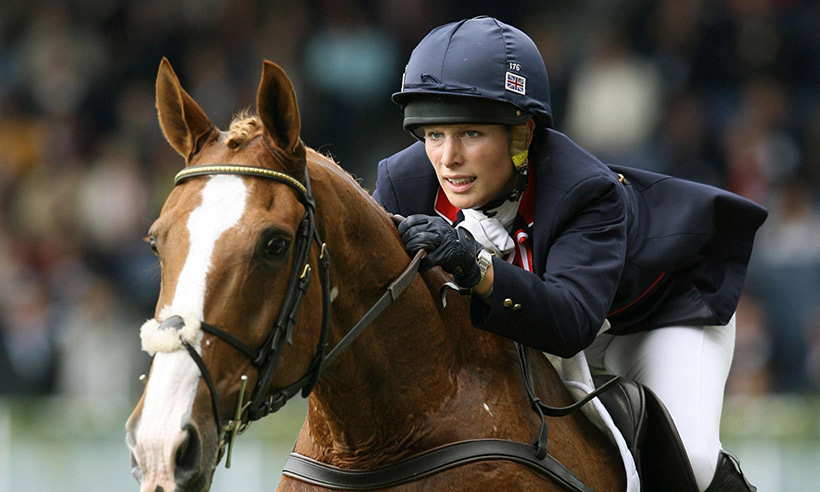 zara phillips 39 beloved horse toytown dies at the age of 24. Black Bedroom Furniture Sets. Home Design Ideas