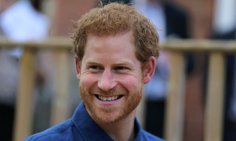 Prince Harry joins 65,000-strong crowd at The Killers' BST Hyde Park show