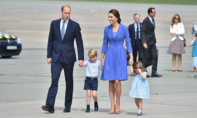prince-william-kate-leave-warsaw