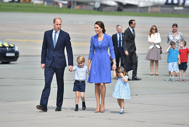 prince-william-kate-middleton-leave-warsaw
