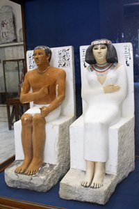 Rahotep and Nofret