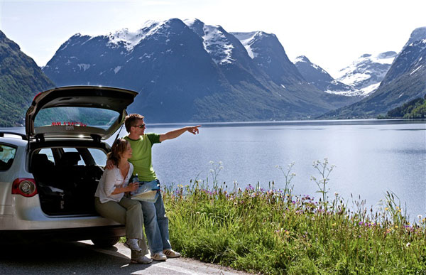 Norway by car
