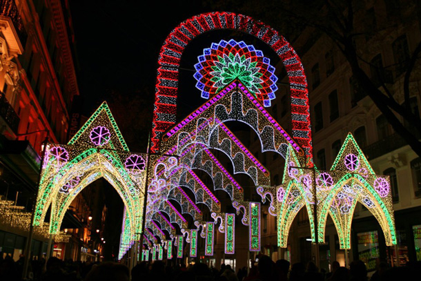 Lyon Festival of Lights