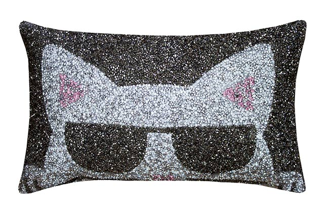 Choupette-cushion