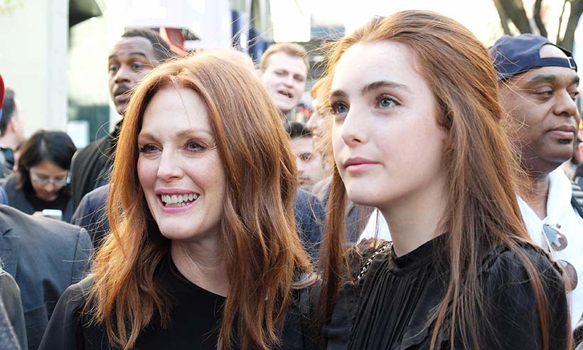 Celebrity photos of the week: Julianne Moore's family ...