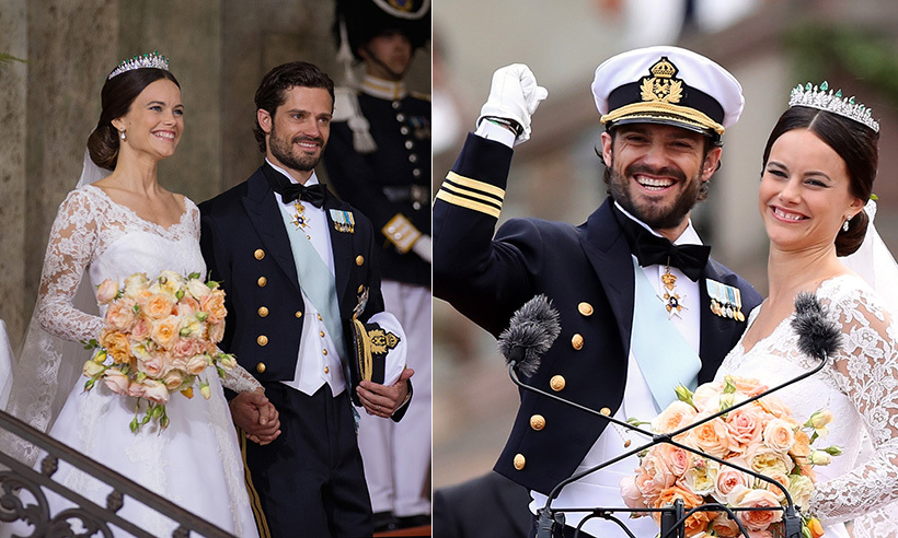 On Jun 13 2015, Sweden celebrated the marriage of Prince Carl Philip and Sofia Hellqvist. 