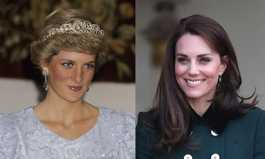 Kate Middleton 39 S Real Talk About Motherhood Echoes Princess Diana S Confessions Hello Canada