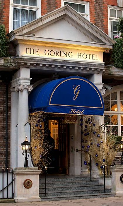 <h3>The Goring, London</h3>