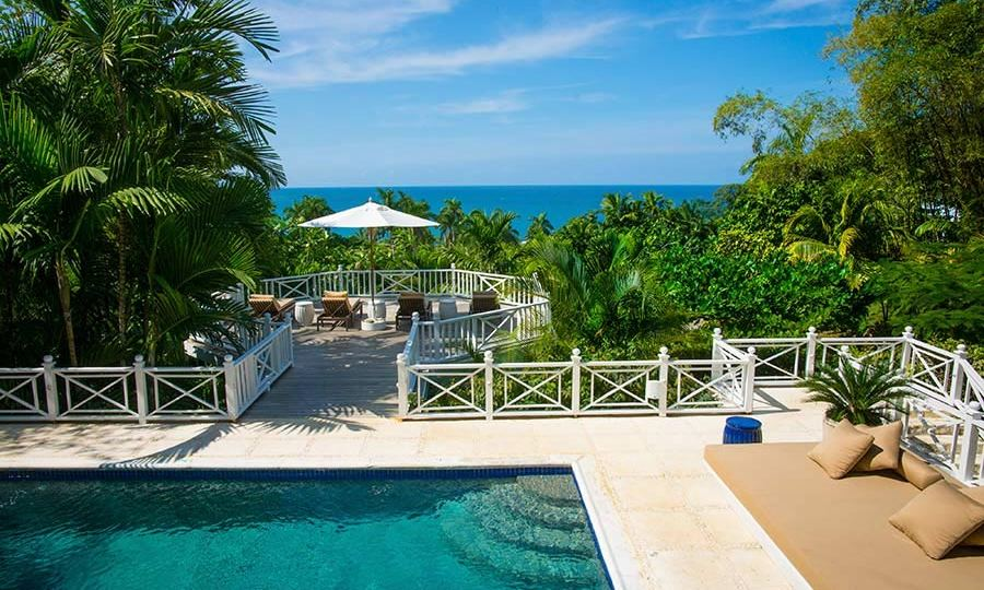 <h3><strong>Round Hill Hotel and Villas, Jamaica</strong></h3>