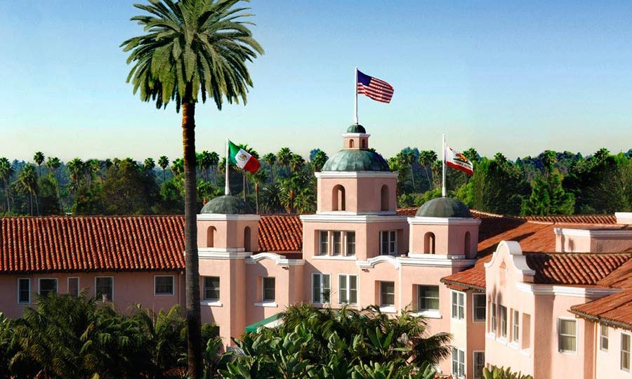 <h3><strong>Beverly Hills Hotel, Los Angeles</strong></h3>