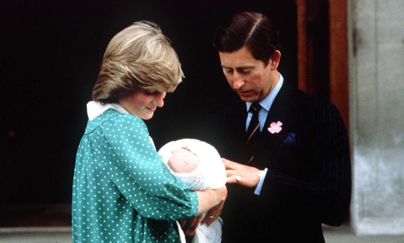"At 9:03 pm on June 21, 1982, at St Mary's Hospital in Paddington, <strong><a href=""http://us.hellomagazine.com/tags/1/prince-william"">Prince William</a></strong> was born.