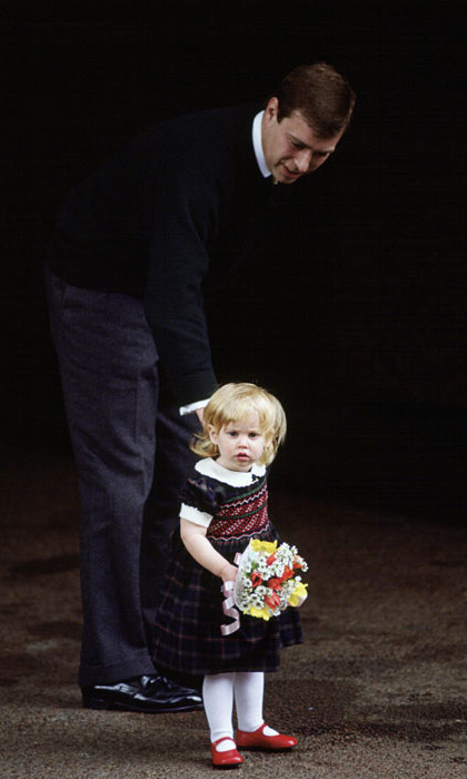 She was christened on December 20, 1988 in the Chapel Royal in St James' Palace.