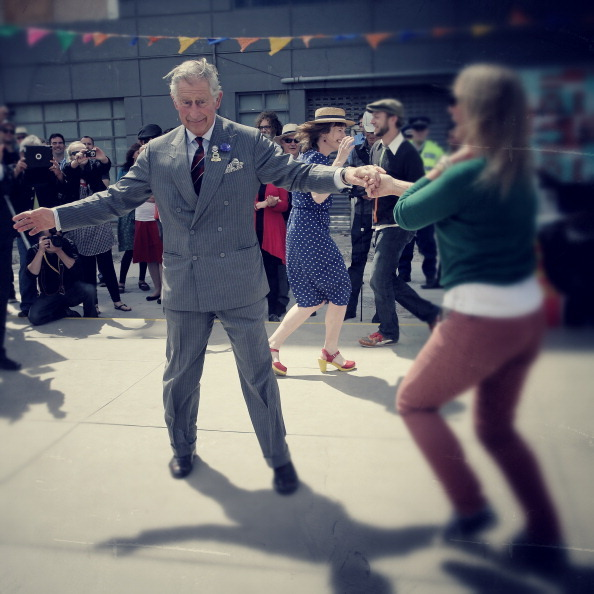 Prince Charles Gets Into The Groove Plus More Photos Of