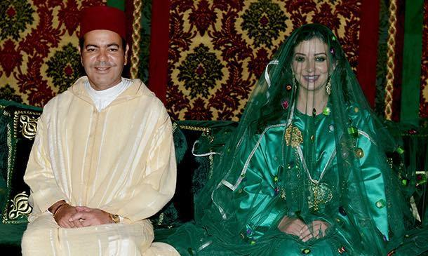 Matrimonio In Morocco : Royal moroccan wedding prince moulay rachid marries in