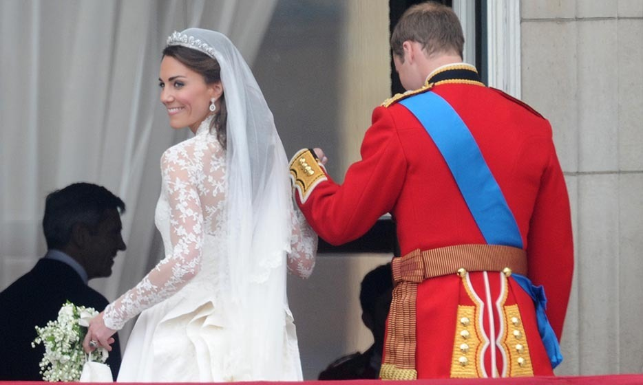 With one final look back at their adoring public, the Duke and Duchess left the balcony.