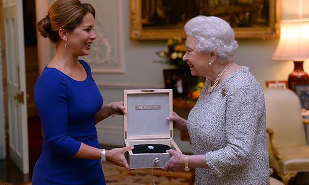 Queen Elizabeth Is Honored For Extraordinary Bond With
