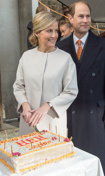 Sophie, Countess of Wessex and Prince Edward celebrated her 50th birthday on January 20, 2015. 