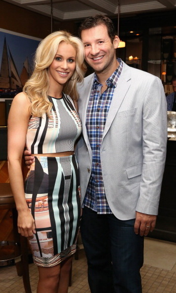 <b>Tony Romo and Candice Crawford</b>  