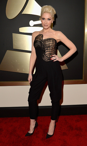 Gwen Stefani in Atelier Versace