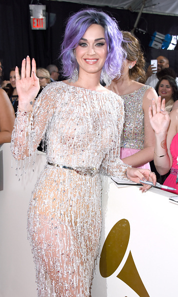 Katy Perry in Zuhair Muhrad
