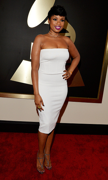 Jennifer Hudson in Tom Ford