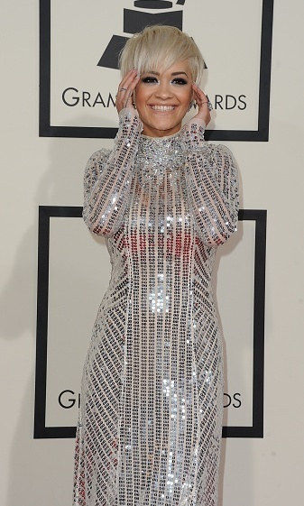 Rita Ora in Prada