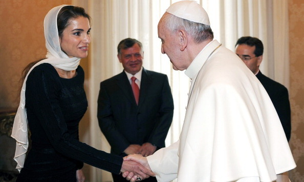 Royals meet the Pope: 14 memorable moments
