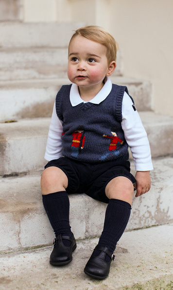 "As a first-time dad, William admitted he had found the first five months tough, but that ""things got a bit easier"" after. 