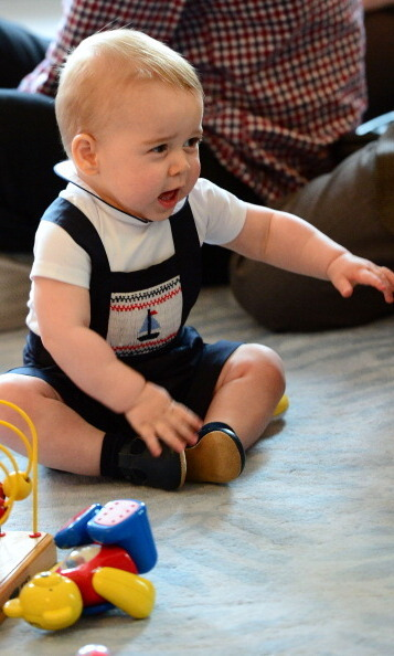 Designer duds