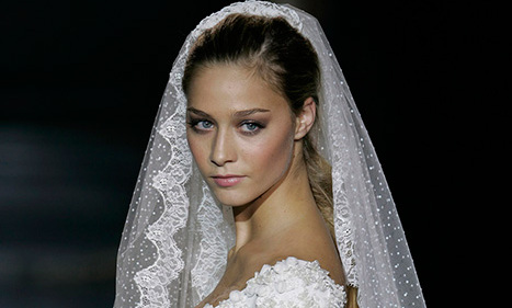 Beatrice Borromeo pictured in wedding dress ahead of ...