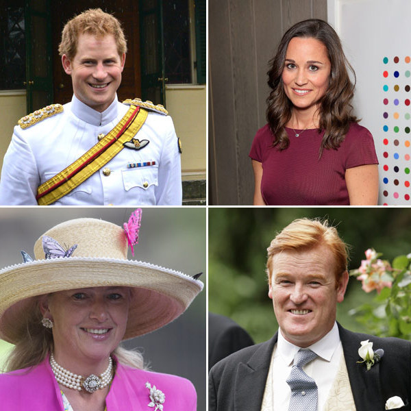 Who Will Princess Charlotte's Godparents Be?