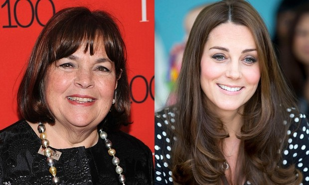 Young Ina Garten ina garten shares her recipe recommendation for pregnant kate