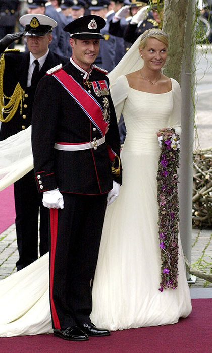 <b>CROWN PRINCESS METTE-MARIT OF NORWAY</b>