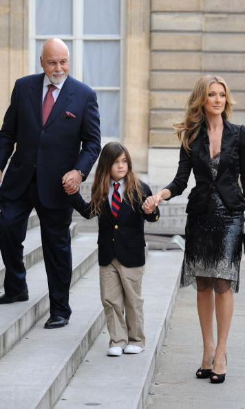 Celine Dion shares photos of twins and son with husband Ren¨¦ ...