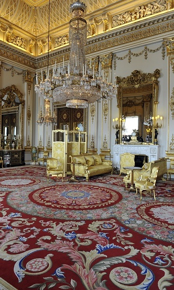Buckingham Palace Behind The Scenes A Royal Welcome