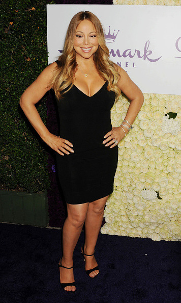 July 28: Diva Mariah Carey made a stop at the  summer 2015 TCA tour. 