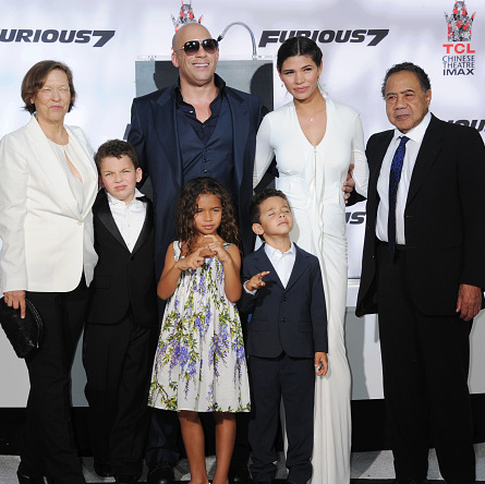 Vin Diesel shares a sweet photo of daddy time with baby ...Vin Diesel Mother And Father