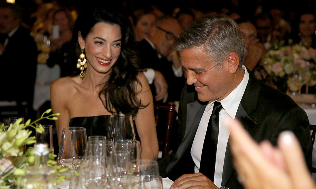 "The Hollywood star has confessed it didn't take him long to realize that Amal was 'the one.' ""I think about three days in, you could tell. I mean, I knew when I met her that she was so extraordinary and special,"" he said. ""And then I wondered if I'd ever get a chance to date her."" <br>