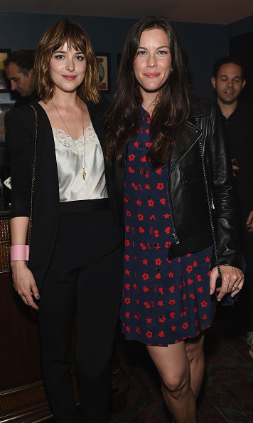 August 26: Dakota Johnson and Liv Tyler celebrated the 45th Anniversary of Electric Lady studios in New York City. 