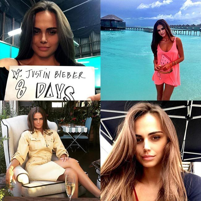 "Get to know model Xenia Deli, who had the steamy makeout with Justin Bieber in his newly released video for ""What Do You Mean."" We've rounded up some fun facts about the brunette beauty, alongside her best Instagram photos."