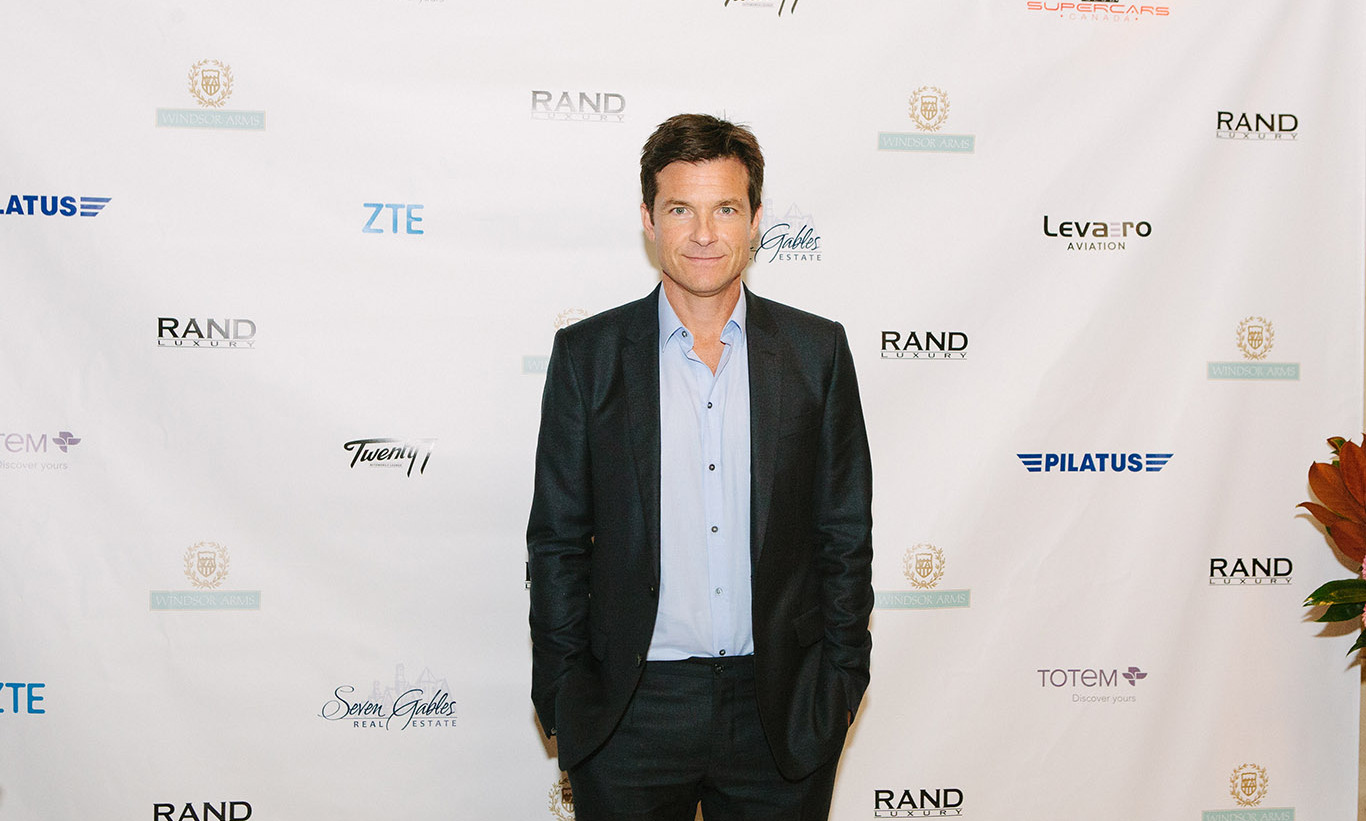 September 14: Funnyman Jason Bateman attended the Red Crown Productions reception at The Rand Luxury Lounge at the Windsor Arms.