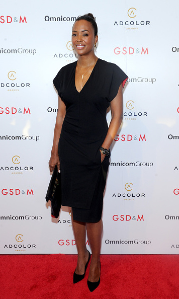 September 19: Aisha Tyler stunned in a LBD at the 9th Annual ADCOLOR Awards in NYC.