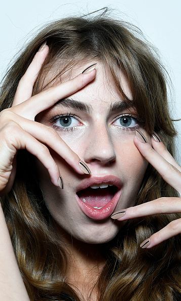 Nail trends from Spring-Summer 2016 Fashion Week