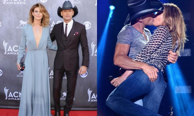 Faith and Tim to Nicole and Keith: Meet the royal couples of country music