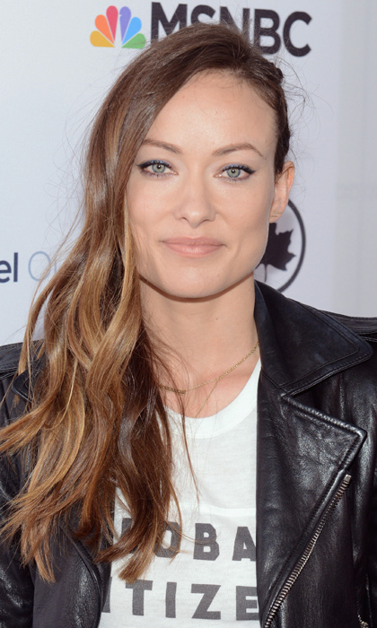 Olivia Wilde's eye-soothing teabags: <br>
