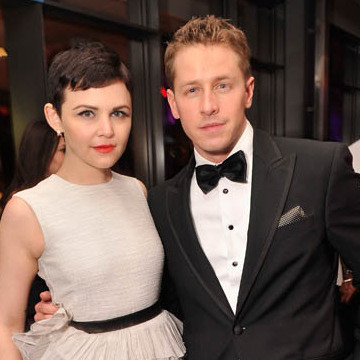 Ginnifer Goodwin and Josh Dallas <BR>