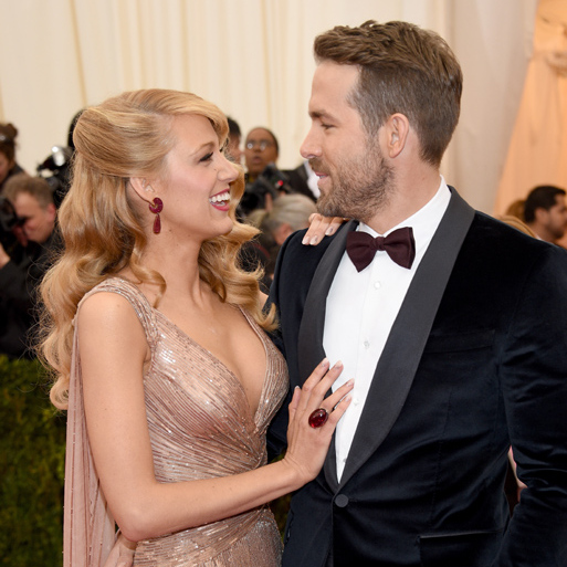Ryan Reynolds and Blake Lively <BR>