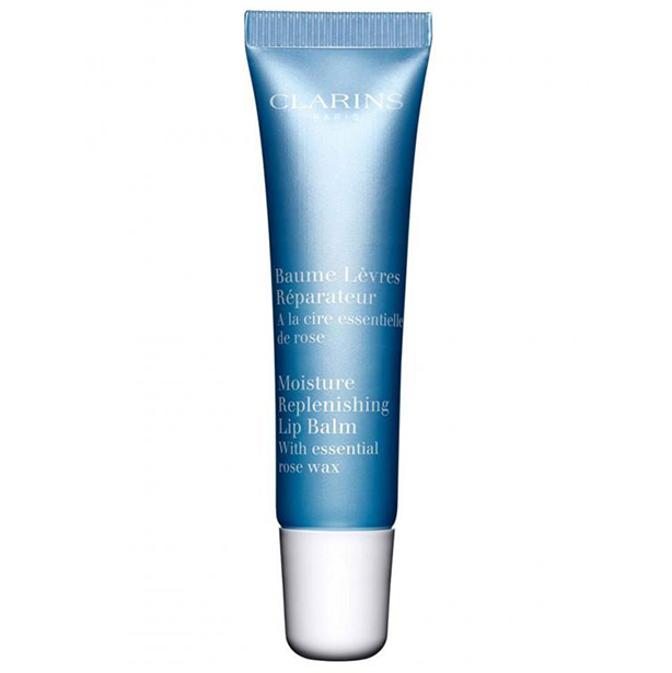 Clarins HydraQuench Moisture Replenishing Lip Balm, $24.00.<br> 
